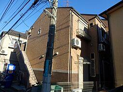 神奈川県相模原市南区古淵5丁目の賃貸アパートの外観