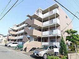 静岡県田方郡函南町大土肥の賃貸マンションの外観