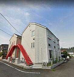 小田急小田原線 相模大野駅 バス15分 友愛病院前下車 徒歩8分の賃貸アパート