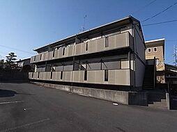 リヒターグランツ[1階]の外観