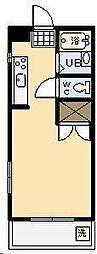 オクトワール宮崎西1番館[501号室]の間取り