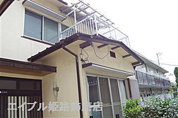 [一戸建] 兵庫県姫路市南八代町 の賃貸【/】の外観