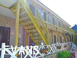 アートビレッジ[1階]の外観