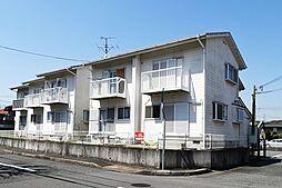 タウンハウス粟津[B1号室]の外観