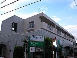メゾンプチフォーレ[2階]の外観