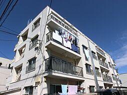 神奈川県横須賀市久里浜7丁目の賃貸マンションの外観