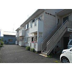 静岡県浜松市中区名塚町の賃貸アパートの外観