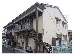 SAWADAハイツ A棟[1階]の外観