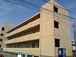 兵庫県姫路市飾磨区下野田3丁目の賃貸マンションの外観