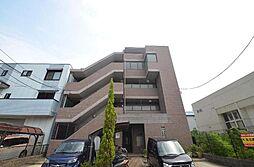 愛知県名古屋市中村区新富町2丁目の賃貸マンションの外観