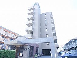 岡山県岡山市南区豊浜町の賃貸マンションの外観