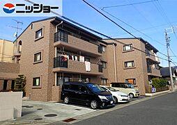 レジデンスKOBAYASHI[1階]の外観