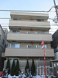 東京都国立市中1丁目の賃貸マンションの外観