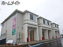 ソレイユII(円城寺)[1階]の外観