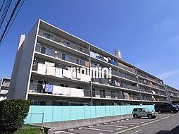 桃山住宅14棟202号[2階]の外観