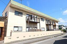 コーポ安田[102 号室号室]の外観