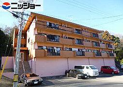 第2三恵マンション[2階]の外観