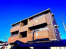 埼玉県朝霞市膝折町2丁目の賃貸アパートの外観