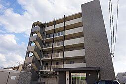 福岡県古賀市天神1の賃貸マンションの外観