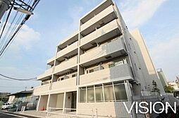 AZEST志村三丁目[2F号室]の外観