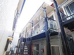 大澤荘A棟[2階]の外観