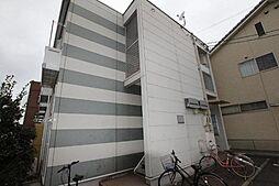 広島県福山市松浜町3丁目の賃貸アパートの外観