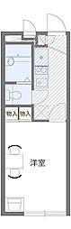 神奈川県相模原市緑区町屋3丁目の賃貸マンションの間取り