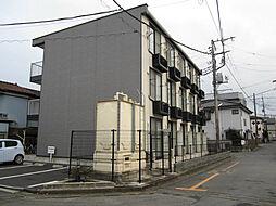 埼玉県入間郡毛呂山町若山2丁目の賃貸マンションの外観