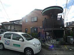 千葉県松戸市北松戸2丁目の賃貸マンションの外観