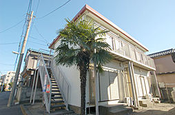 シティハイム青山ハイツ[1階]の外観