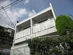 阪急神戸線 岡本駅 2階建[1階]の外観