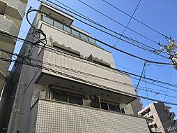 ボワソヌリー文京千石[3階]の外観