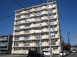 ハイムK2[6階]の外観