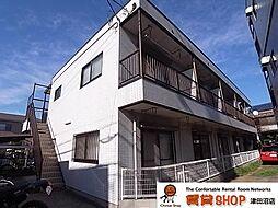 コーポ川島第六[2階]の外観