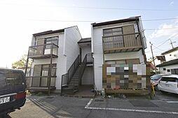 栃木県宇都宮市宮原4丁目の賃貸アパートの外観