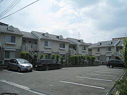 大阪府門真市江端町の賃貸アパートの外観