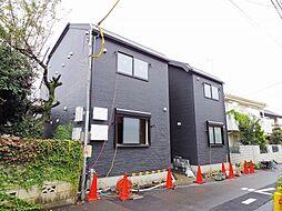東京都国分寺市日吉町1丁目の賃貸アパートの外観