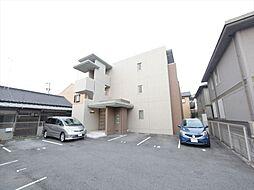 愛知県名古屋市守山区鳥羽見3丁目の賃貸マンションの外観
