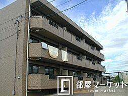 愛知県豊田市四郷町与茂田丁目の賃貸マンションの外観
