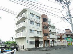 コーポ角田[2階]の外観