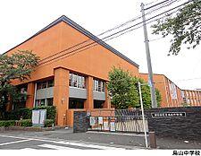 烏山中学校