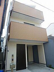 [一戸建] 大阪府東大阪市瓜生堂2丁目 の賃貸【/】の外観