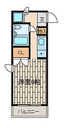 ピア新百合ヶ丘[3階]の間取り