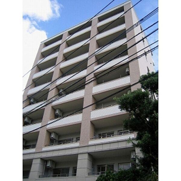 熊本県熊本市中央区新屋敷1丁目の賃貸マンション