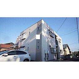 三重県鈴鹿市須賀1丁目の賃貸アパートの外観