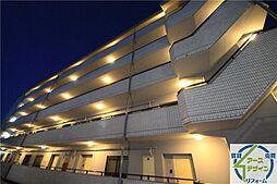 グランデージ明西[1階]の外観