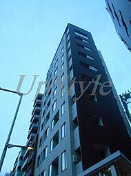 東京都北区赤羽西2丁目の賃貸マンションの外観