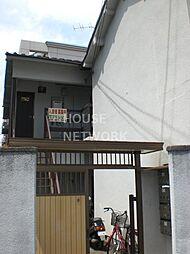 一乗寺荘[8号室号室]の外観