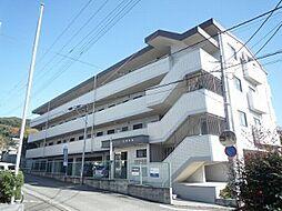 福岡県福岡市博多区金の隈2丁目の賃貸マンションの外観