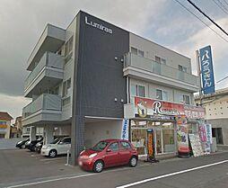 岡山県倉敷市沖の賃貸マンションの外観